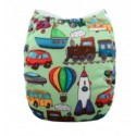 Alva Transport OSFM Pocket Nappy