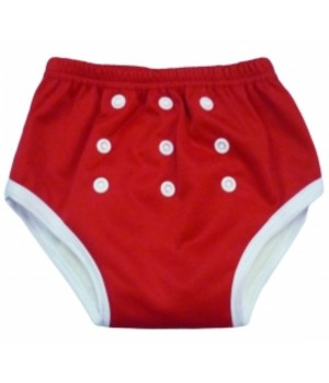 Alva Training Pants Red