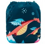 Alva Mother of Dragons OSFM Pocket Nappy