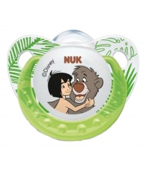 NUK Jungle Book Silicone Soother