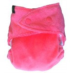 Rarpz Minky Pocket Nappy Coral