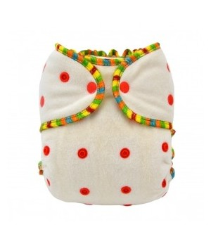 Alva Bamboo Fitted Nappy