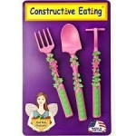 Constructive Eating - Fairy Garden Cutlery Set
