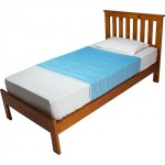 Brolly Sheet Bed Pad - Single and King Single