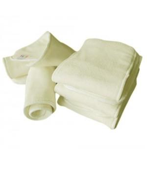 Bamboo Inserts - 3 layers