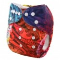 Alva Tribal OSFM Pocket Nappy