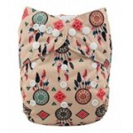 Alva Dreamcatcher OSFM Pocket Nappy