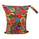 Alva Firework Double Zippered Wetbag