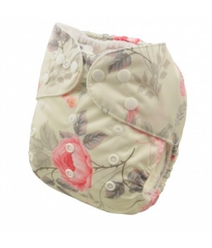 Alva Rose OSFM Pocket Nappy