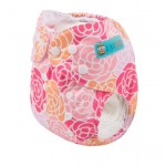 Alva Flora OSFM Pocket Nappy