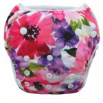 Alva Swim Nappy - Poppies