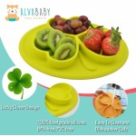 ALVA silicone suction plate