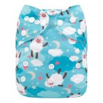 Alva Counting Sheep OSFM Pocket Nappy