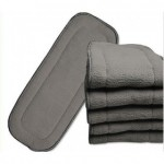 Alva 5 layer Charcoal Bamboo Inserts