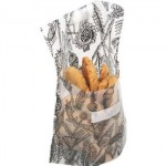 Kids Konserve - Food Cozy Bag - Wild Leaves