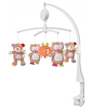 NUK Forest Fun Musical Mobile