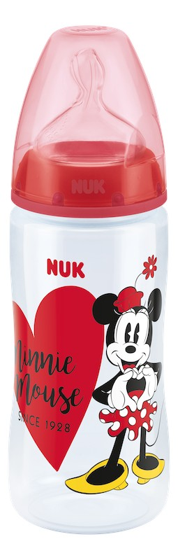 Mickey 300ml Red